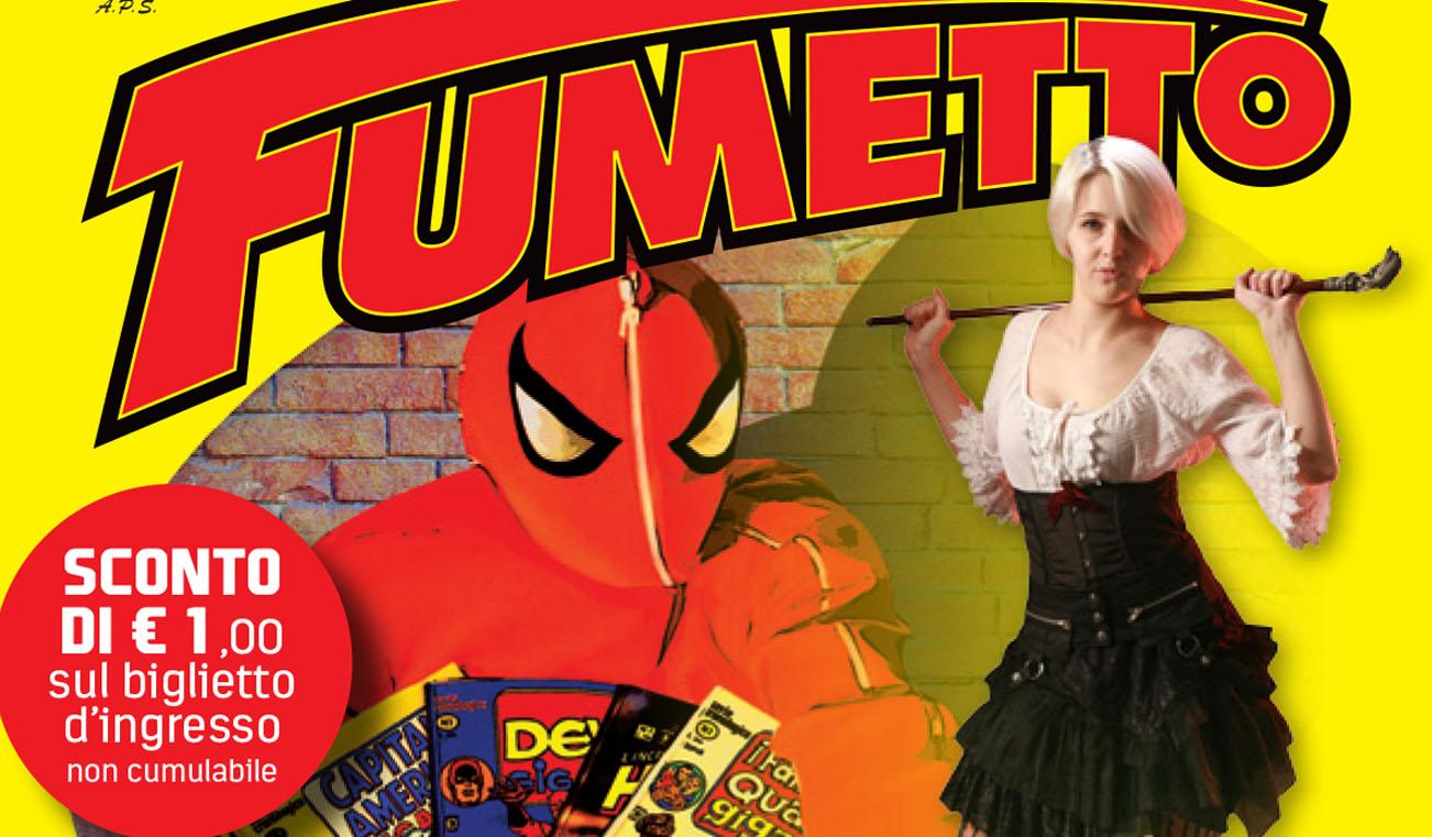 Mostra mercato del Fumetto e cosplay al WoPa