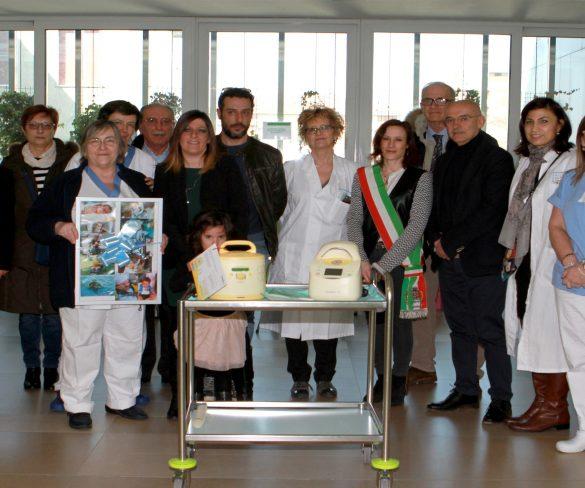 Donazione in Neonatologia, nel ricordo di Alessandro