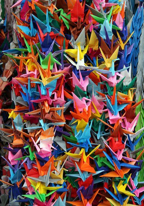 Un week-end nel segno dell'Origami, il magico mondo della carta piegata
