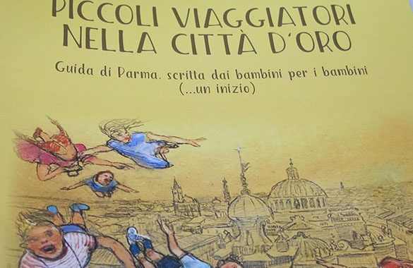 Una guida di Parma per bambini, scritta da bambini