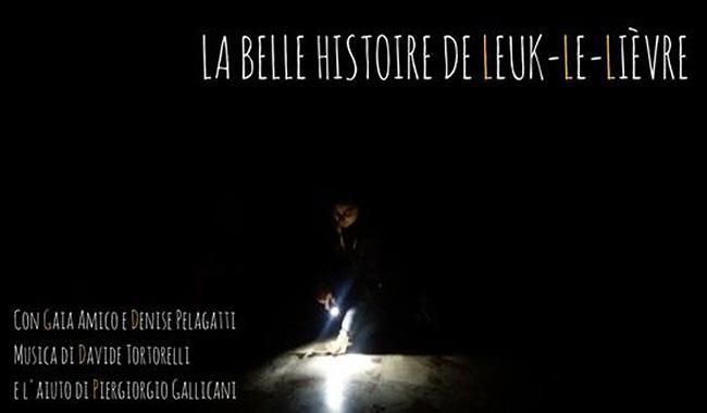 Lettura animata: La belle histoire de Leuk-le-Lièvre