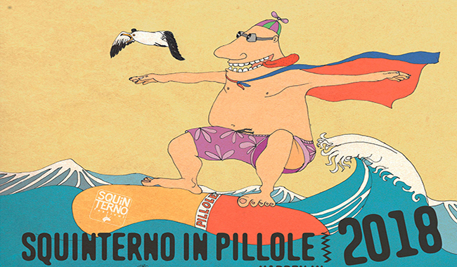 Squinterno in Pillole 2018 - Musica, Arte e Divertimento