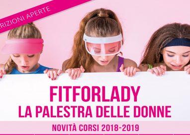 A Parma c'è Fit for Lady, l'unica palestra Mamma & Kids