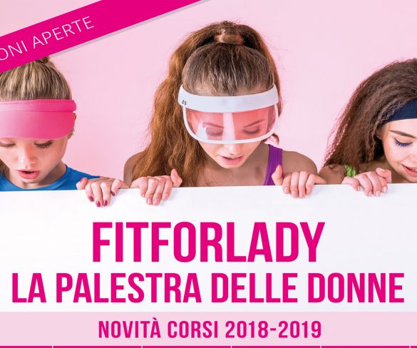 A Parma c'è Fit for Lady, l'unica palestra Mamma & Kids