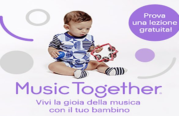 Music Together con SolFaMì: crescere con la musica