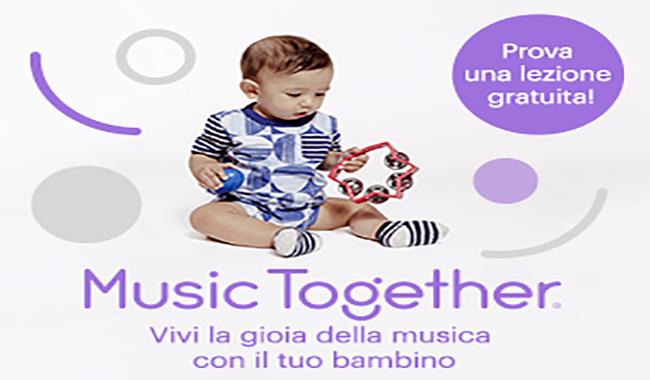 Music Together con SolFaMì: crescere con la musica