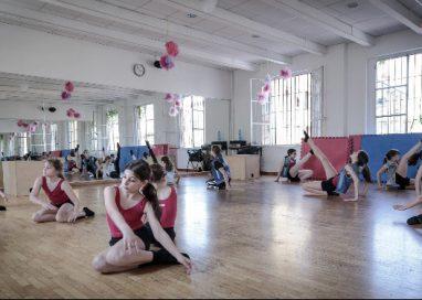 Spazio 84: danzare per crescere insieme