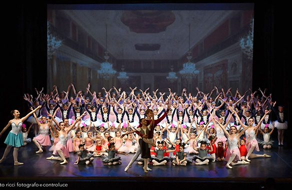 START Danza: l'eleganza  dei movimenti