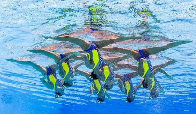 Coopernuoto: nasce la prima squadra di Nuoto Sincronizzato
