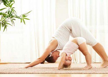 Yoga, movimento, benessere fin da piccolissimi!