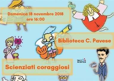 Scienziati coraggiosi, laboratorio interattivo in Biblioteca Pavese