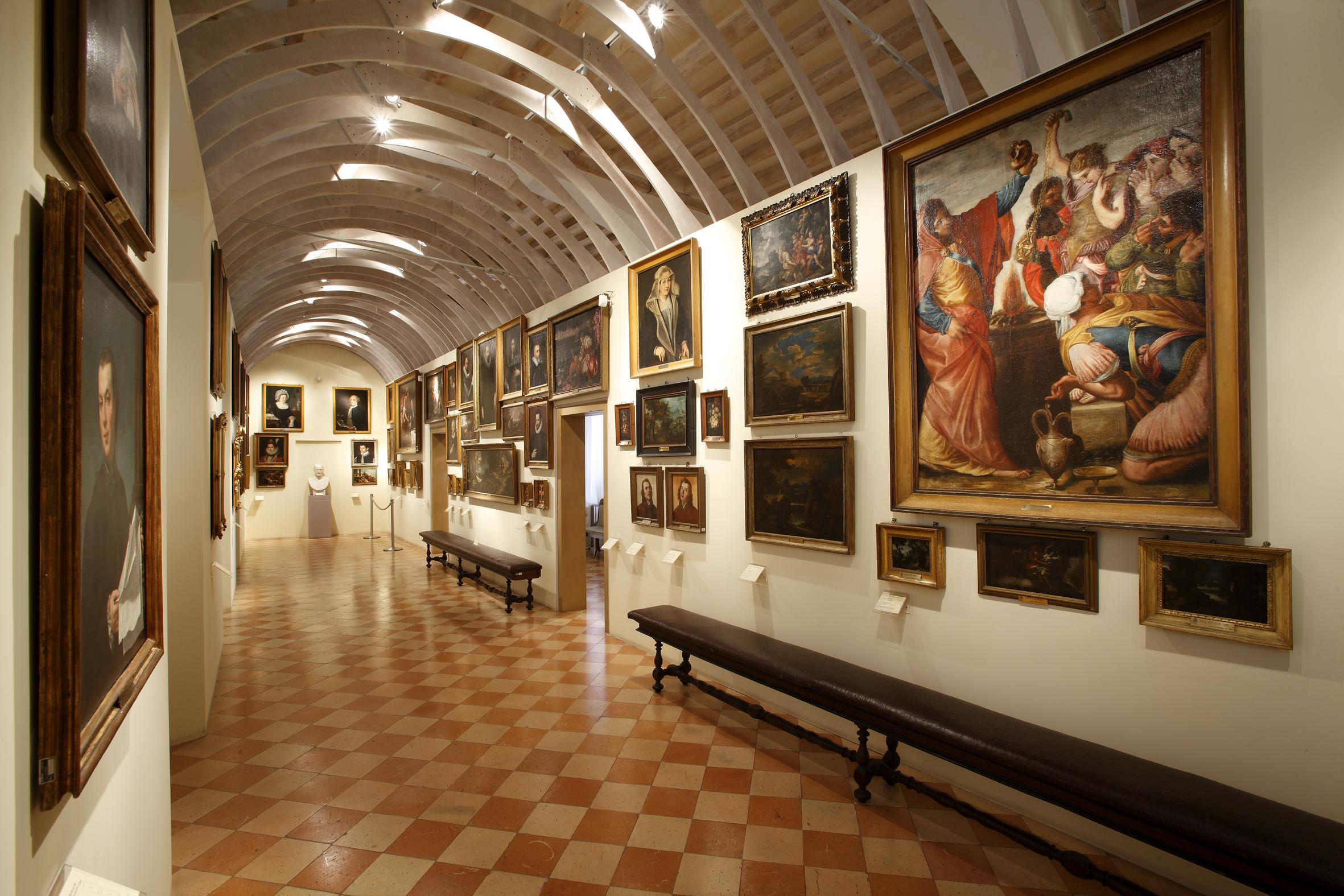 Un fine settimana per riscoprire la Pinacoteca Stuard dedicata ai bimbi
