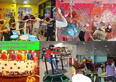 Youngo: un nuovo spazio giochi per far divertire le famiglie!
