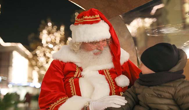 Apre il Teatro del Natale a Fidenza Village, uno spazio magico per tutta la famiglia!
