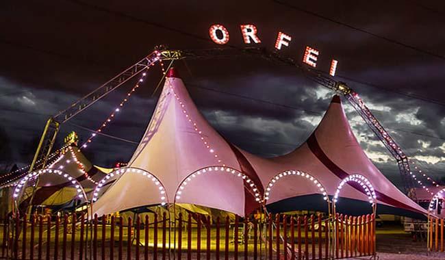 Il Circo di Natale Orfei con spettacoli fino al 13 gennaio!