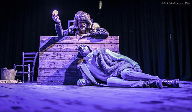 In scena al Teatro del Cerchio lo spettacolo Il lupo e la capra