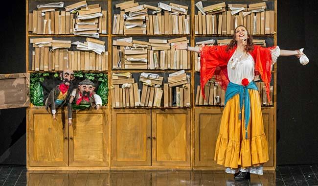Nuovo appuntamento al Teatro Regio di Parma con Carmensita