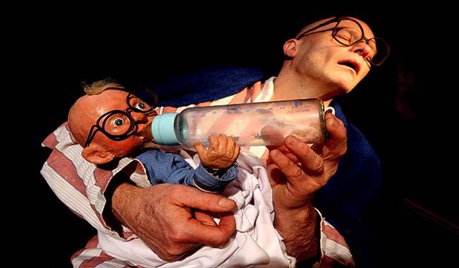 Al Teatro delle Briciole va in scena la complicità padre-figlio