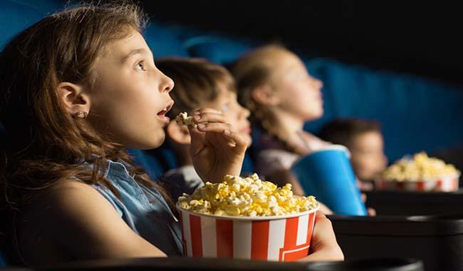 Settimana al cinema: la rassegna dedicata ai più piccoli