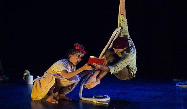 """Il circo torna al Teatro del Cerchio con """"Ogni creatura ha la sua misura"""""""