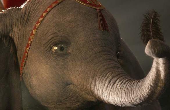 Nelle sale il nuovo Dumbo firmato Tim Burton