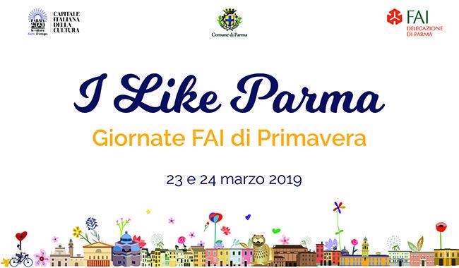 Torna I like Parma – Un patrimonio da vivere!