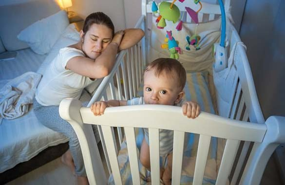 I problemi di sonno più comuni dei nostri bambini