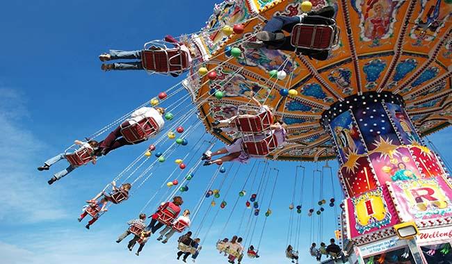 Torna la Fiera di San Giuseppe e con essa il tradizionale Luna Park