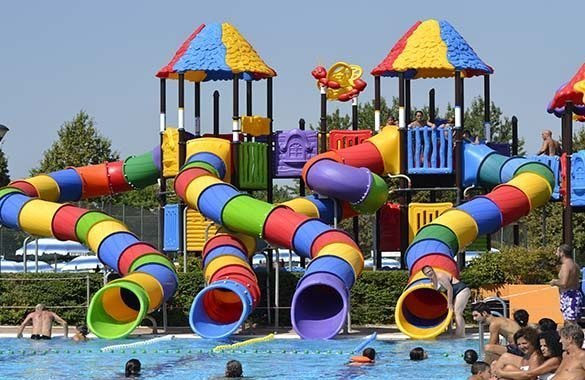 CooperSplash: un tuffo nel divertimento!