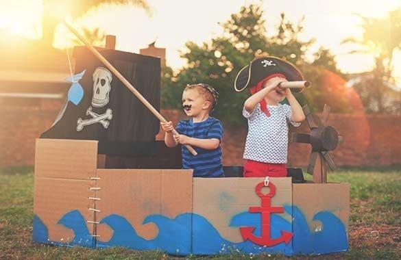 All'aperto con i giochi più divertenti e amati dai bambini!