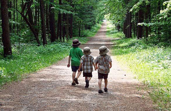 I parchi…per uno spazio a misura di bambino!