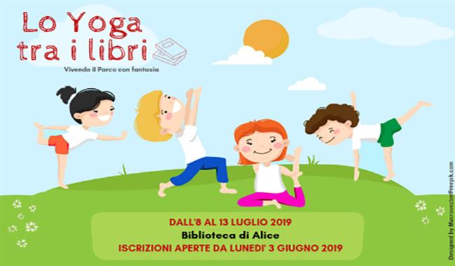 Luglio all'insegna dello svago: lo Yoga tra i libri