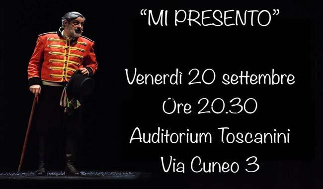 Il Teatro del Cerchio all'auditorium Toscanini, al via la stagione
