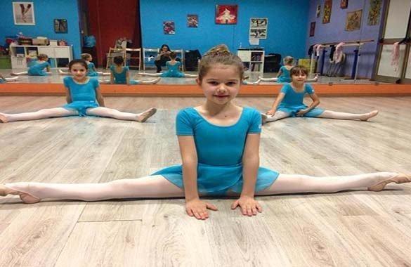 Danza, movimento e tanta fantasia…let's START!