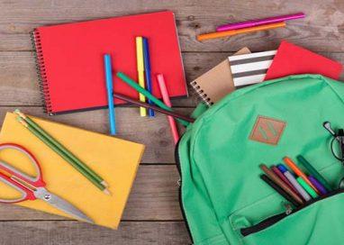 Scegliere gli accessori per la scuola, ecco qualche suggerimento