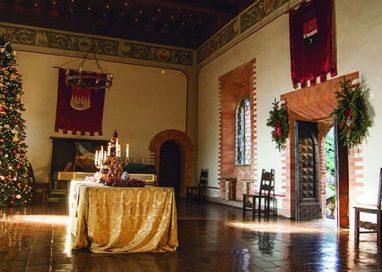 L'intramontabile fascino dei Castelli nel periodo natalizio