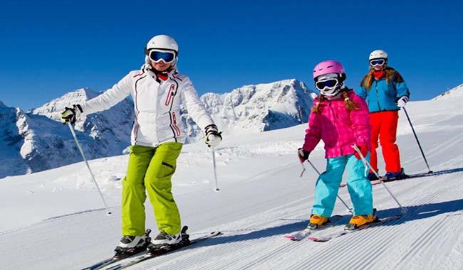 Snow camp per bambini e bambine, come partecipare