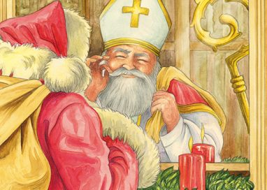 Da san Nicola a santa Claus…scopriamo le origini di un mito!