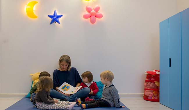 Al Nido Il Castello per stimolare la fantasia e sviluppare le abilità dei bambini!