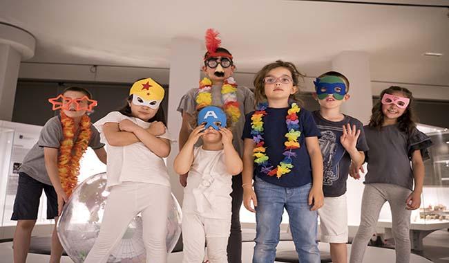 Al Museo d'Arte Cinese tra moda e sfilata di maschere, bambini siete tutti invitati!