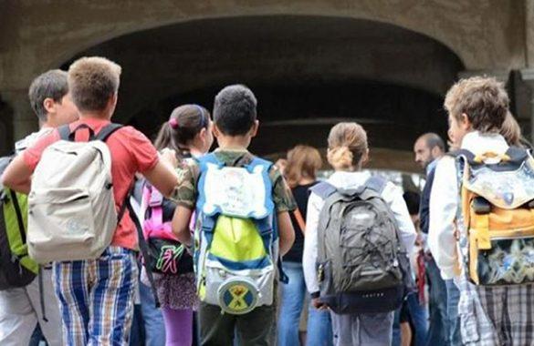Ritorno sui banchi di scuola in Emilia Romagna