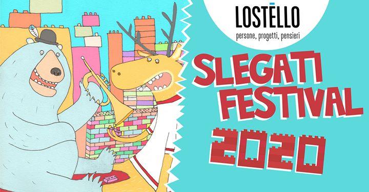 Torna Slegati! Festival al Lostello di Parma