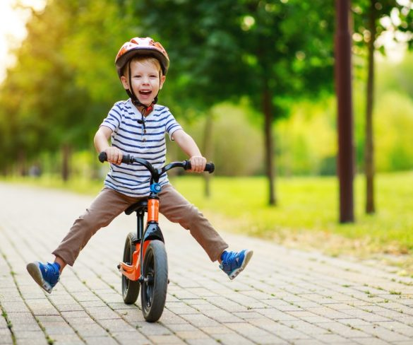 Corsi indoor per imparare ad andare in bicicletta a Parma