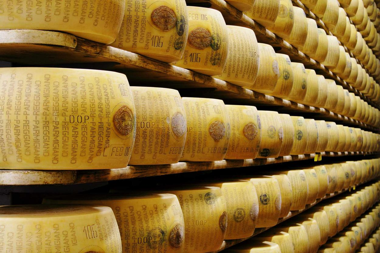 Caseifici Aperti: alla scoperta del mondo del Parmigiano Reggiano