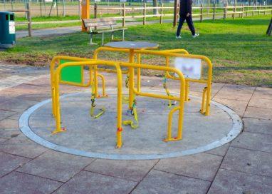 Parco Ferrari, la giostra che elimina le barriere