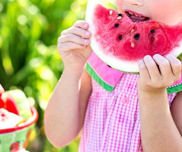 ViviSmart: quest'anno i bambini hanno mangiato più frutta che dolci