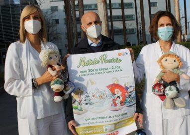 Natale prezioso a sostegno dell'Ospedale dei Bambini di Parma