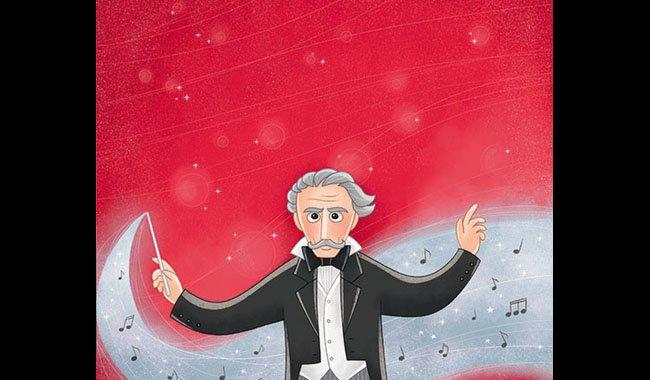 Un nuovo libro per bambini sulla vita di Toscanini